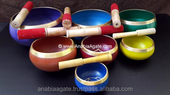 Singing Bowl Set : Best Quality Tibetan Singing Bowl