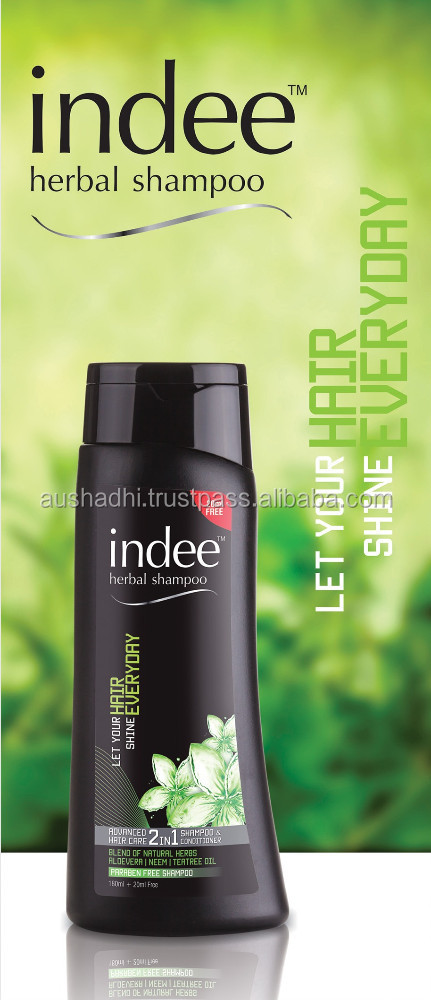 Top selling Indee hair growth herbal shampoo