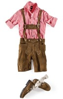 Children lederhosen, trachten lederhosen for kids