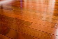 Teak wood for flooring