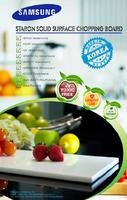 Samsung Staron Solid Surface Cutting Board