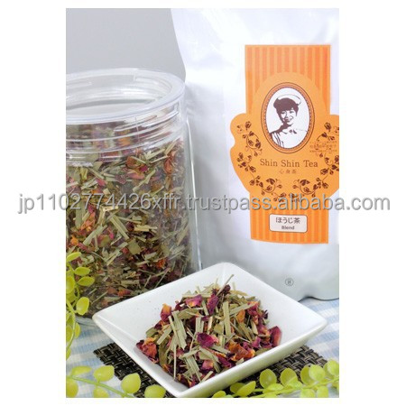 Fragrant and Scentful and calm green tea blend made in Japan