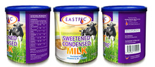 EASTPAC BRAND SWEETENED CONDENSED MILK
