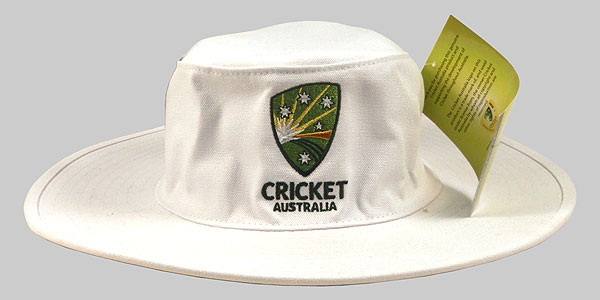 Australia cricket hat