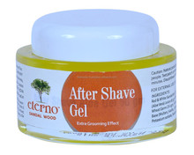 natural after shave gel