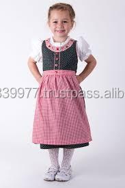Children / Kid Dirndl Oktoberfest German Traditional Dress ...