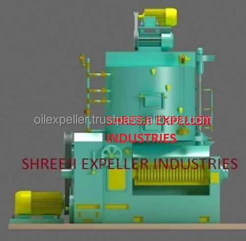 Groundnuts Oil Extraction Machinery