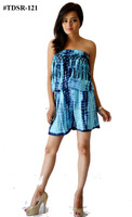 Girls Wear Tie & Dye Rayon Romper Sexy Stylish Soft Rayon Romper Jumpsuit