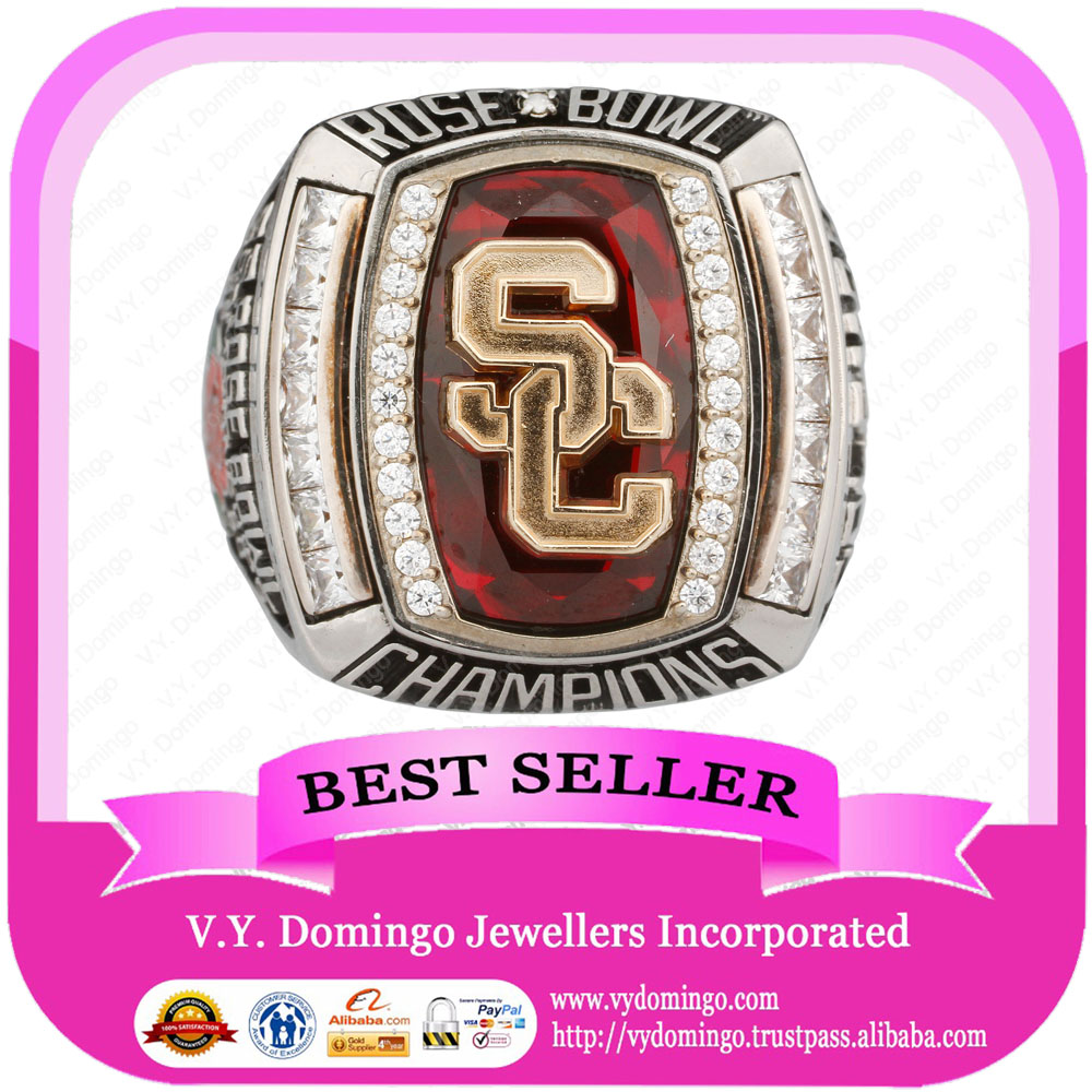 2009 USC TROJAN ROSE BOWL CHAMPIONSHIP RING