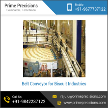 ISO Standard Belt Conveyor for Biscuit Industries