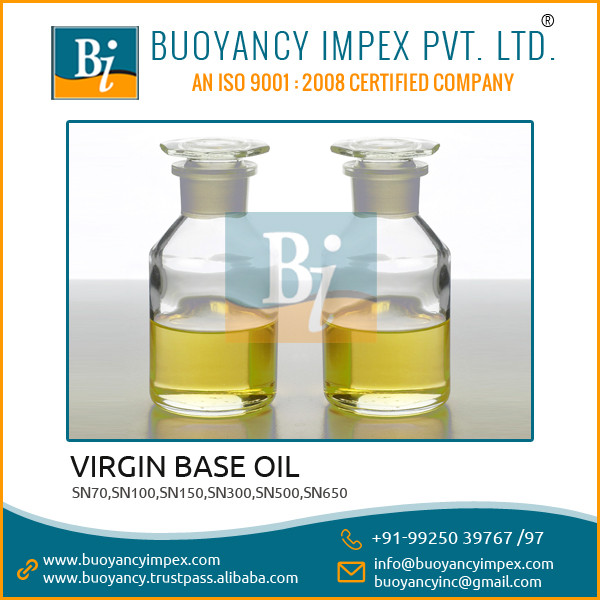 Low Volatility Light Color SN 70 Base Oil at Wholesale Price