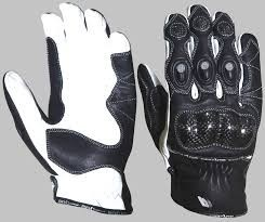 Motorcycle Motorcross Racing off Road Leather Warm Gloves