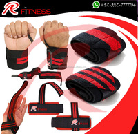Custom sublimation wrist wraps fabric polyester / cotton / strength wrap ,Crossfit,Powerlifting , Powerlifting & Bodybuilding