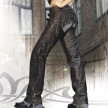 High quality Leather Chaps For Bikers for men's, women,adult and children