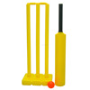 Plastic Cricket Set With Stumps And Ball