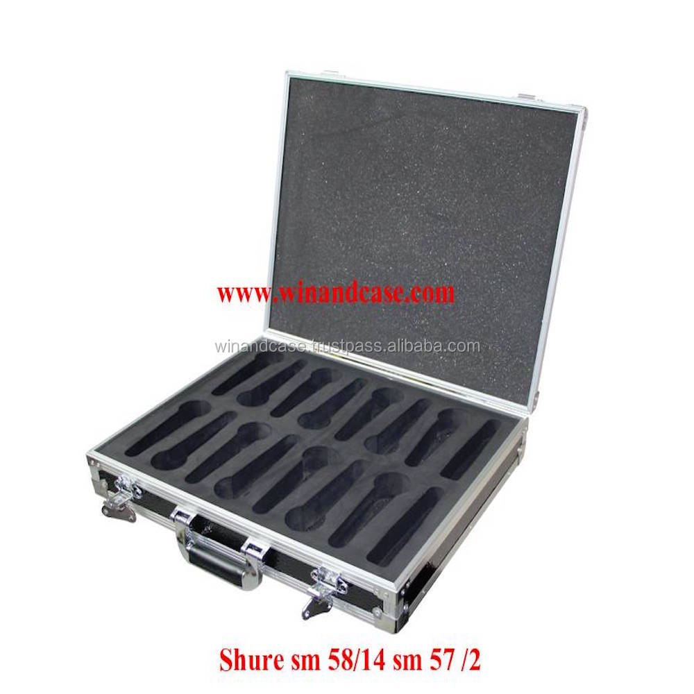 MICROPHONE SURE SM 58 FIBER SURFACE CASE