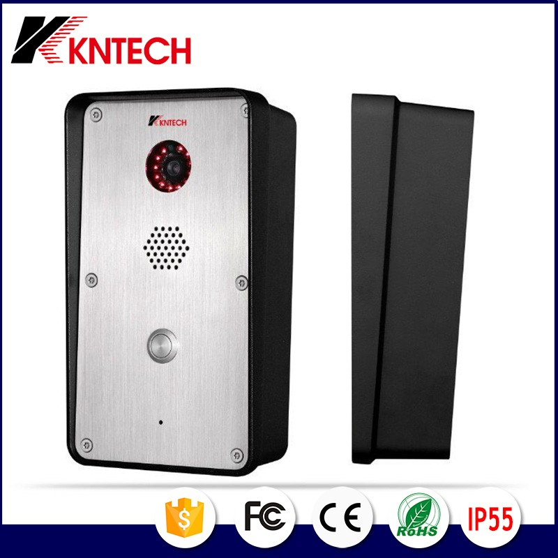 2 apartment video intercom system wifi highway emergency call system