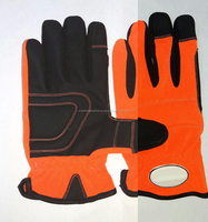 Low Price Working Gloves / Protection Gloves, Warm Safety Hand Job Glove, Wholesale Mechanic