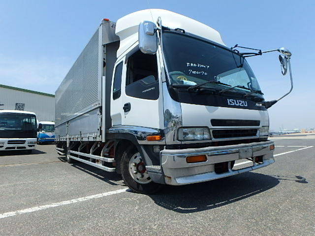 Durable and Good condition used isuzu forward truck at reasonable prices