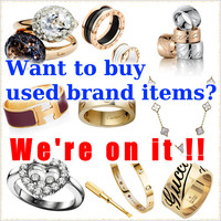 100% guaranteed pre-owned designer brand accessories jewelry popular among people