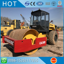 HIGH QUALITY 12 TON USED VIBRATOR ROAD ROLLER DYNAPAC CA300