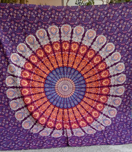 Mandala Throws (Tapestry)