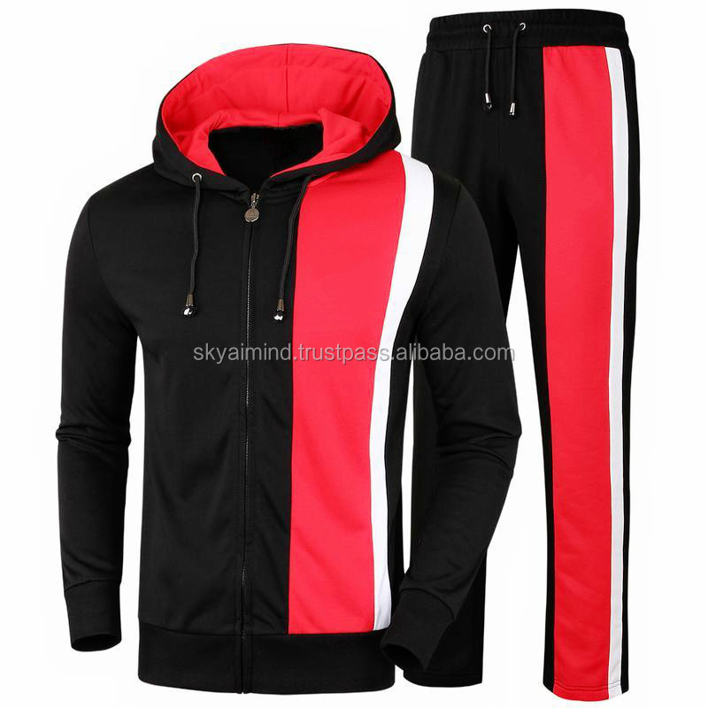 wholesaller tracksuits/cheap track suits/wholesell custom made tracksuits