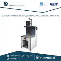 Solvent Based Filling and Sealing Machine for Ink Pouch Packing