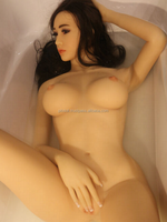 2015 newest custom-made full silicone sex doll for men sex toy doll anime sex doll