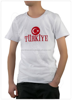 Turkey White T-shirt, Printed T-shirt design coton t shirt, fashion t-shirt