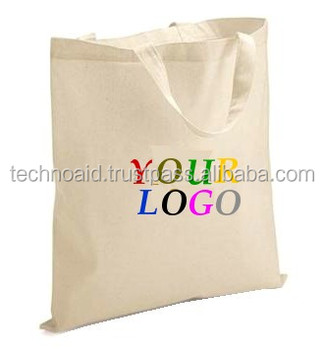 New Style 100 % cotton eco-friendly bag