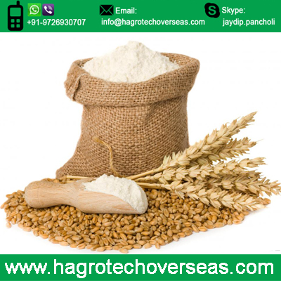 SOFT BREAD WHEAT FLOUR:EXPORT QUALITY WHEAT FLOUR
