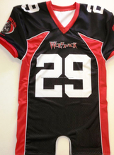 Sublimation college american football jerseys custom made