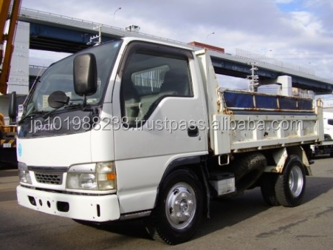 USED TRUCKS - ISUZU ELF KR-NKR81ED (RHD 821358)