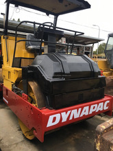 Used Dynapac Road Roller CC211, dynapac roller cc21, please contact 0086 15026518796 for more information