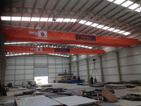 Double Girder Overhead Travelling Cranes
