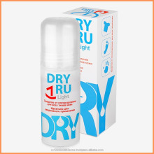 Dry Ru Light - Good quality roll on deodorant.
