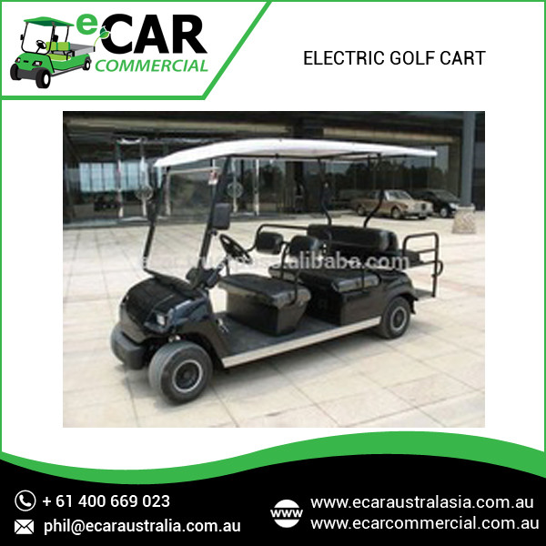 2016 New Arrival Electric/Battery Operated Golf Cart with Best Grade Tyre