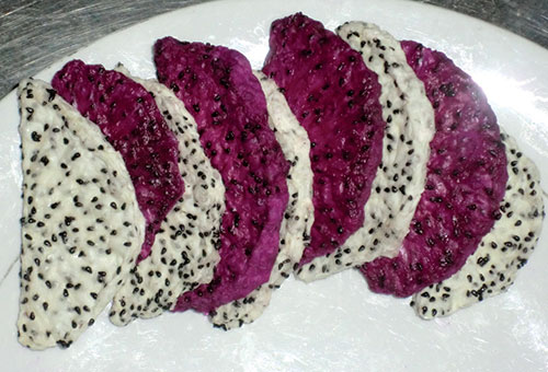 DRIED DRAGON FRUIT - FREEZE DRIED - HIGH QUALITY GOOD PRICE