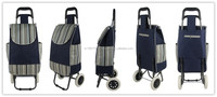 Advertising promotion products,portable folding shopping cart for market, good carrying helper for eldery