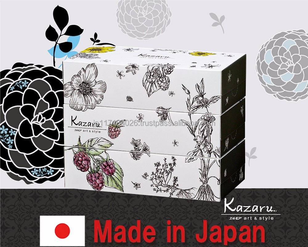 Easy to use and Hot-selling facial tissue malaysia online shopping with Functional made in Japan