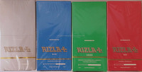 Rizlas Rolling Papers - Red,Blue,Green,Silver - all colors, all sizes wholesale