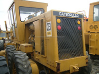 used road machinery Original used catepiller 12G motor grader