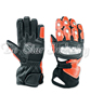 Leather Motor Bikers Gloves