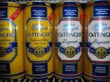 Oettinger Beer for Export