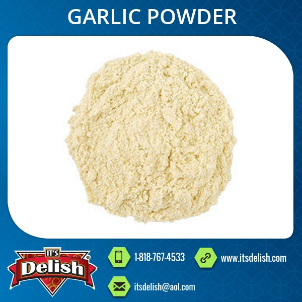 100% Natural Odorless Garlic Powder Available at Lowest Price