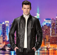 LUKE APPARELS- MADE IN PAKISTAN REAL LEATHER JACKET CUSTOM SIZE JACKET IN LAHORE