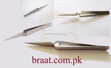 Eye Lash Extension x curved Tweezers and Tools