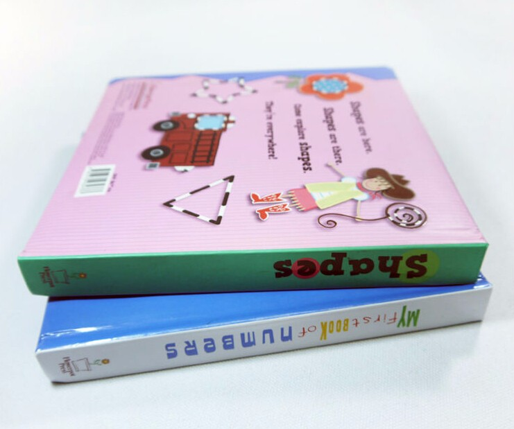 Higher Cost Performance Softcover Handmade Comic Childrens Books Printing Services In