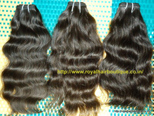 100% human hair in New year promotion 8a grade Professional Excellent Quality Indian Remy Human Hair